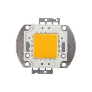 LED پاور 100W سفید آفتابی چیپ بزرگ