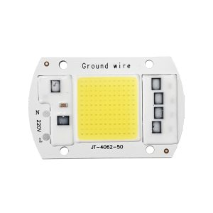 LED COB مهتابی 50W 220V با درایور داخلی