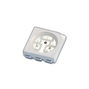 LED SMD RGB - پکیج 5050 - بسته 50 تایی