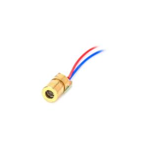 لیزر قرمز 5mW-5v