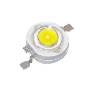 1W LED سفید مهتابی بسته 5 تایی
