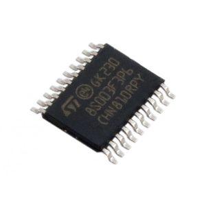 قیمت و خرید میکروکنترلر STM8S003F3P6 دارای پکیج TSSOP20