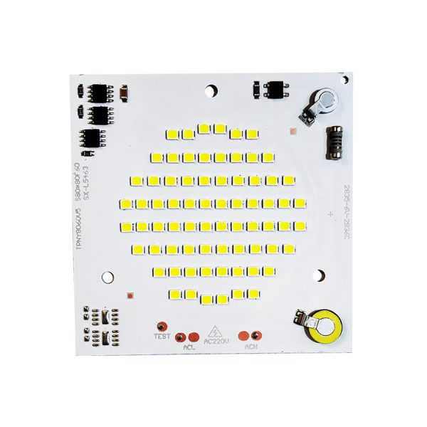 ال ای دی SMD 30w 220v سفید مهتابی با درایور داخلی