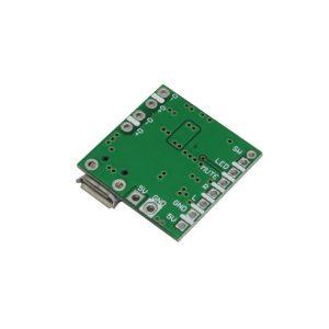 ماژول آمپلی فایر 2x3W کلاس D تراشه PAM8403 با ورودی Micro USB