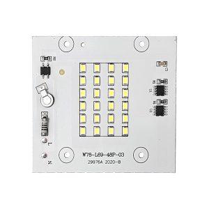 ال ای دی پروژکتوری SMD 20W 220V سفید مهتابی