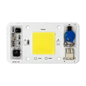 LED COB مهتابی 50W 220V آنتی شوک دار - مدل T40/50