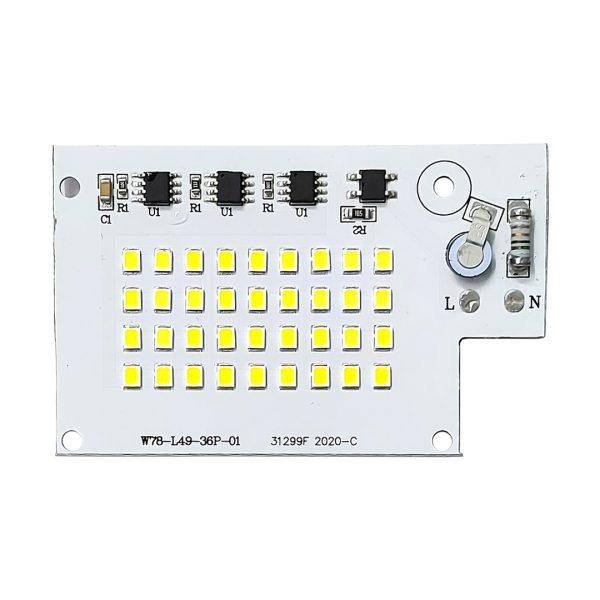 ال ای دی پروژکتوری SMD 30W 220V سفید مهتابی