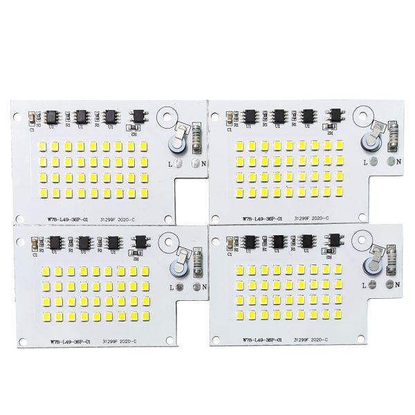 خرید ال ای دی پروژکتوری SMD 30W 220V سفید مهتابی