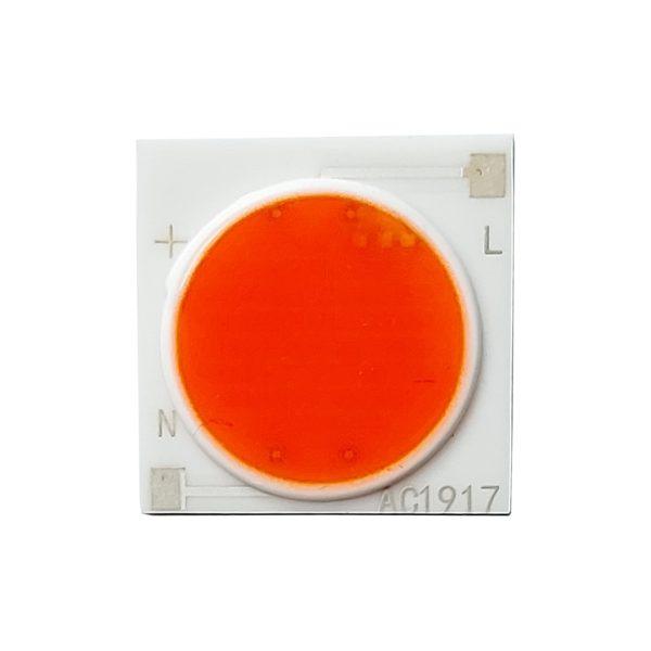 ال ای دی COB رشد گیاه 30W 220V سرامیکی با درایور داخلی