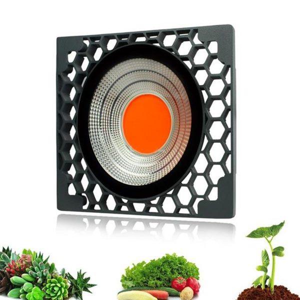 LED COB رشد گیاه 30W 220V سرامیکی