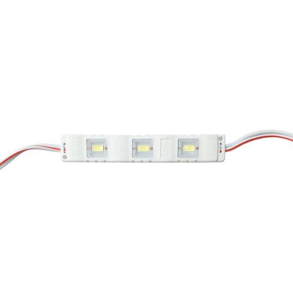 ال ای دی SMD بلوکی سفید مهتابی ۱۲ ولت مارک TS (تکی)