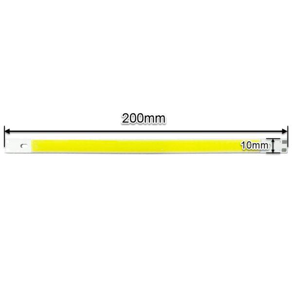 ال ای دی COB دیلایت 30 وات 12 ولت سفید مهتابی مدل 20010