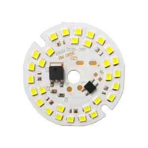 ال ای دی ۱۵ وات ۲۲۰ ولت سفید مهتابی قطر ۴۸ میلیمتر