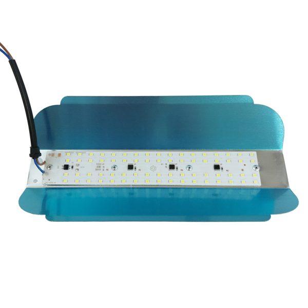 پروژکتور ال ای دی 50 وات 220 ولت سفید مهتابی ضد آب مدل HX