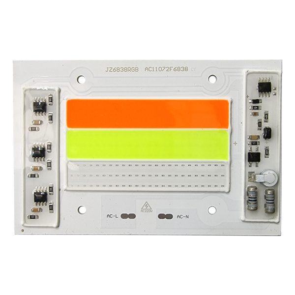 ال ای دی 100 وات 220 ولت COB RGB