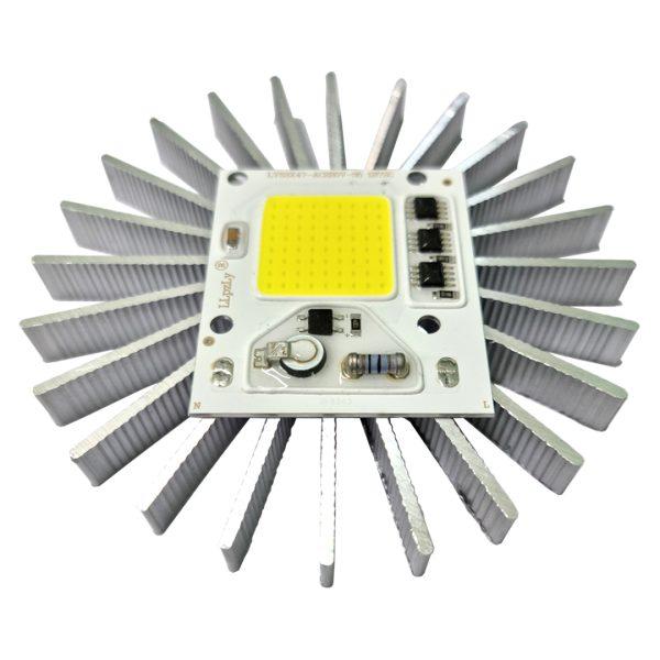 هیت سینک آلومینیومی خورشیدی 110x12mm