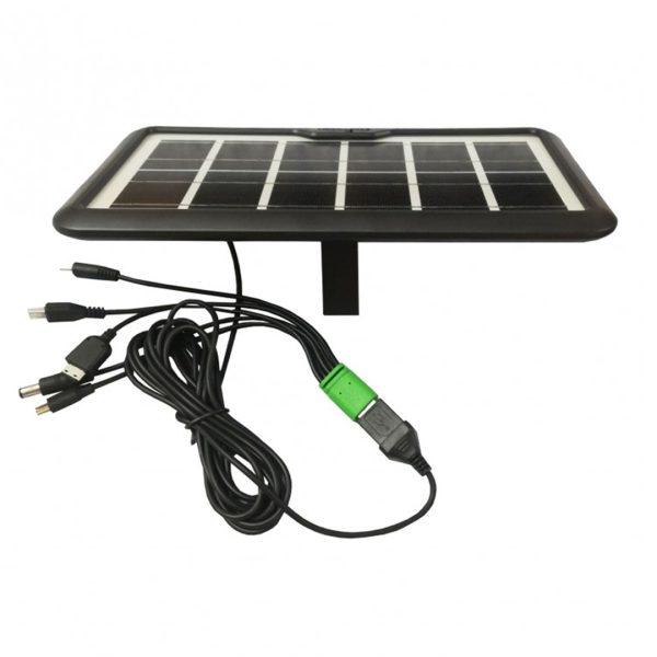 پنل خورشیدی 6V-3.8W مارک CCLAMP