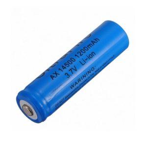 باتری لیتیوم یون 3.7 ولت 1200mAh سایز 14500 Uitra Flrc AX