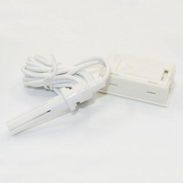 دماسنج و رطوبت سنج روپنلی سیم دار LX8011 رنگ سفید